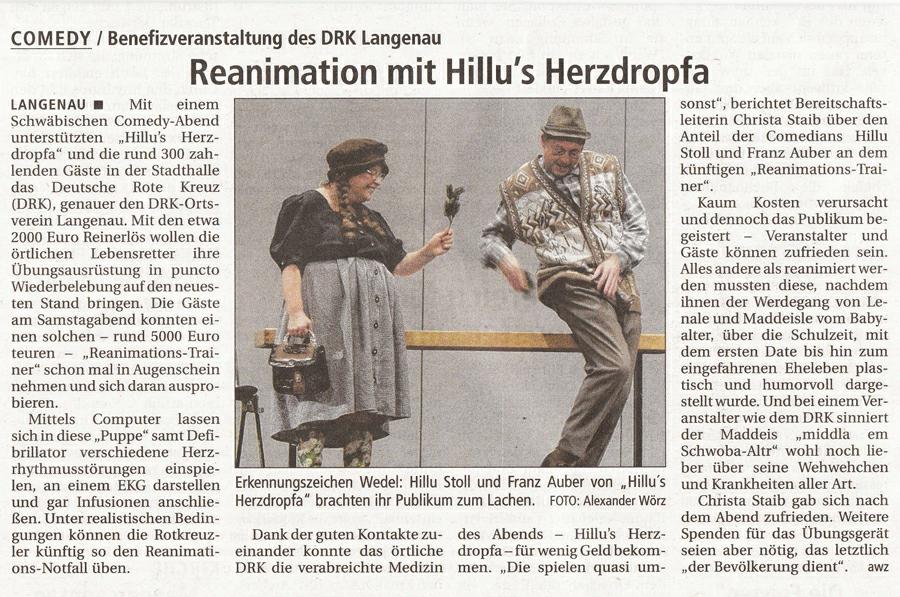Langenau Aktuell 16.10.2014 neu